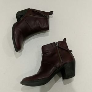 F21 Ankle Boots
